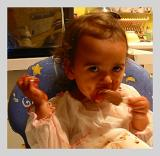 Elia and a treat.jpg