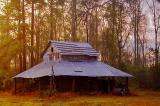 Old Tobacco Barn at Sunrise2