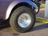 VW Baja wheel