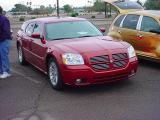 red Dodge hemi