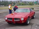 1973 Firebird 350 V8Arizona State student