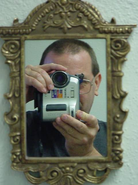 photo of self <br>Jeff Knapp<br>at the Dentist