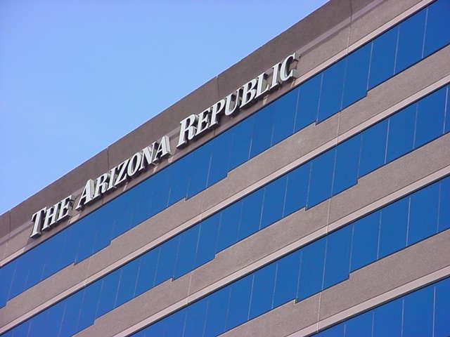 The Arizona Republic <br>602-444-8295