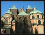 La cathédrale (arrière)