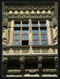 Wroclaw rynek détail de l'hotel de ville