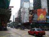 HK Mongkok street views