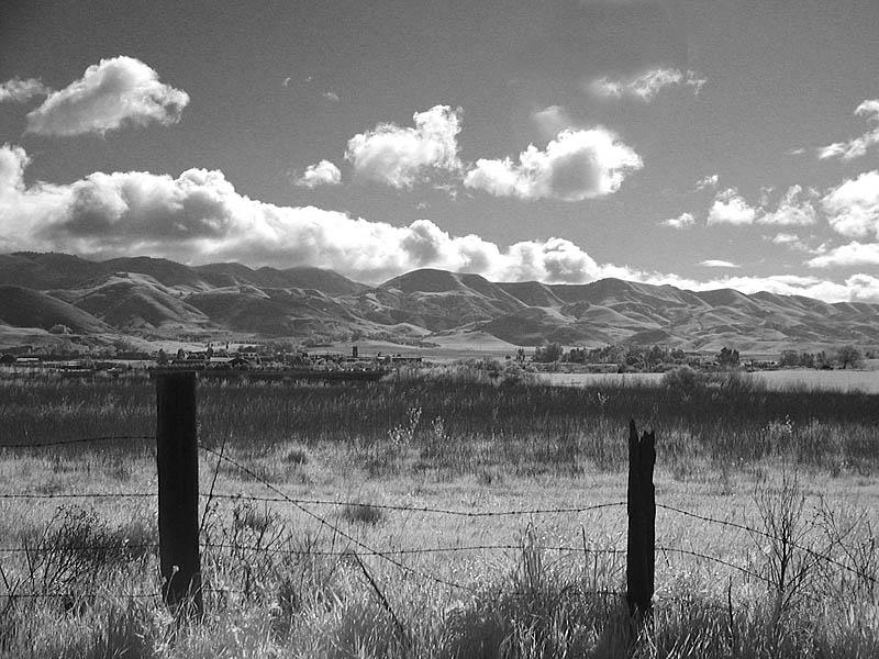 San Luis Obispo mountains