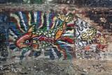 Graffiti Fish