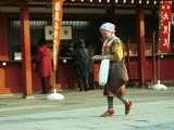 asakusa woman
