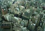 overlooking shibuya