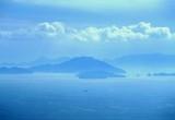 view from miyajima