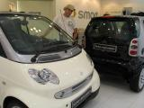 Smart Car Showroom HK 2004