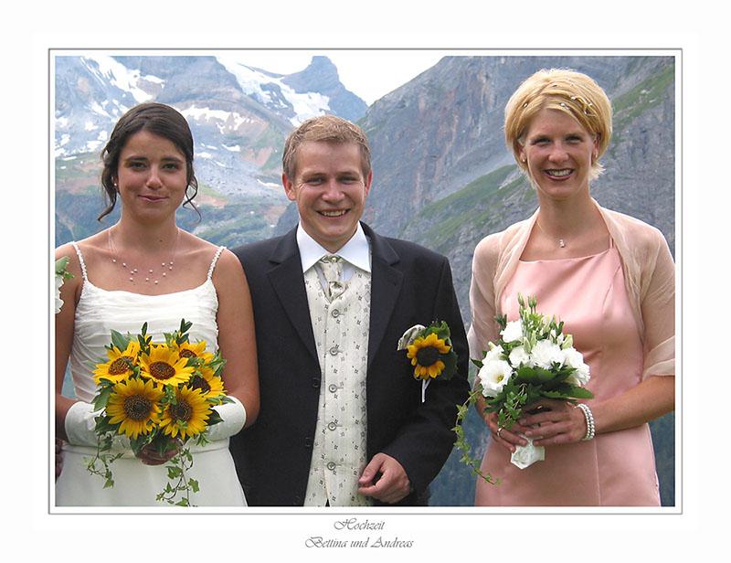 Bettina - Andreas - Susanne