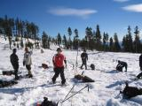 Avalanche 1 with Sierra Wilderness Seminars at Mt Shasta