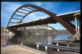 Percy V. Pennybacker Bridge over Lake Austin