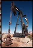 Lubbock, Texas - OIL. . . Texas Tea (Photo of a rig near the NM/TX border)