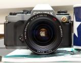 Contax 159 Limited Edition w 28-70mm Carl Zeiss Lense