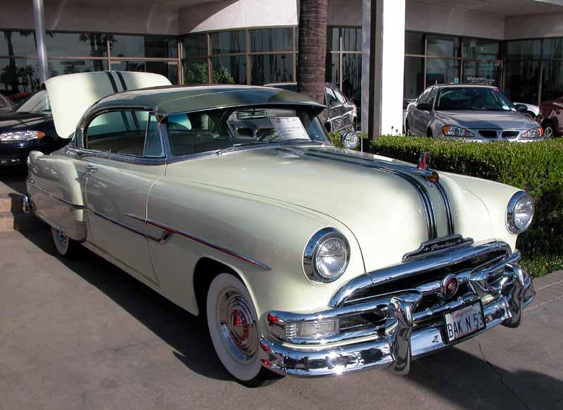 1953 Pontiac Catalina Chieftain