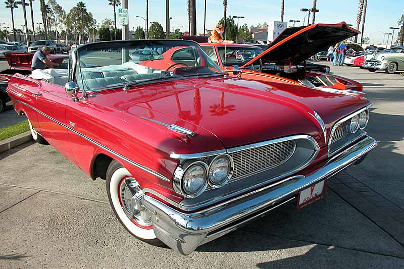 1959 pontiac catalina convertible click on photo for more info