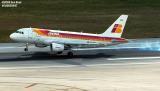 Iberia A319-111 EC-HGR aviation stock photo #3118