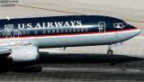 US Airways B737-401 N417US aviation stock photo #3037