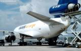 Gemini Air Cargo aviation airline Stock Photos Gallery