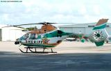 Broward Sheriff's Office (BSO) Eurocopter EC135-P1 N158BC law enforcement aviation stock photo.