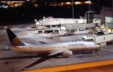 Continental Airlines B737-824 N76254 aviation stock photo