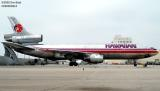 Hawaiian Airlines DC10-10 N128AA aviation stock photo