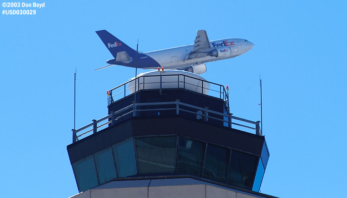 FedEx A310-203 N426FE aviation stock photo #2498