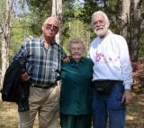 John Brown, Caroline Dean, Bob Stelloh