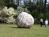 Viburnum, sculpture