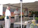 working a deal—John Brown, Earl Sommerville, Joe Schild