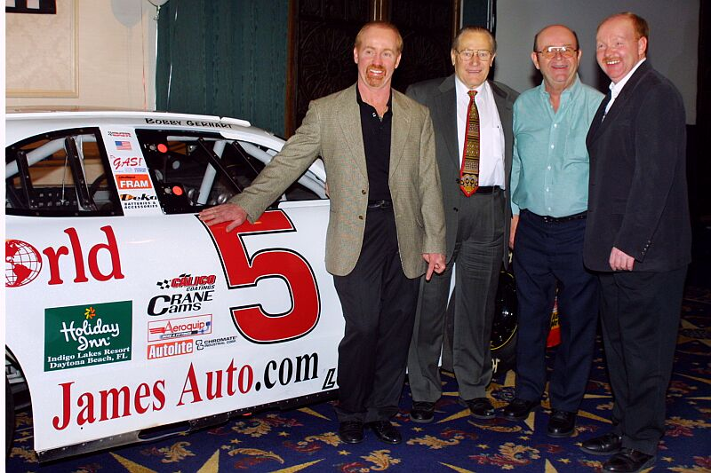 Bobby Gerhart Racing Champion (2002)