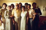 Family at Dan and Gail's wedding, 1975 (659)