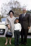 Mom and Dad with Dan on day of his First Communion, 1964 (656)
