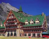 Prince of Wales Hotel  Waterton, Alberta
