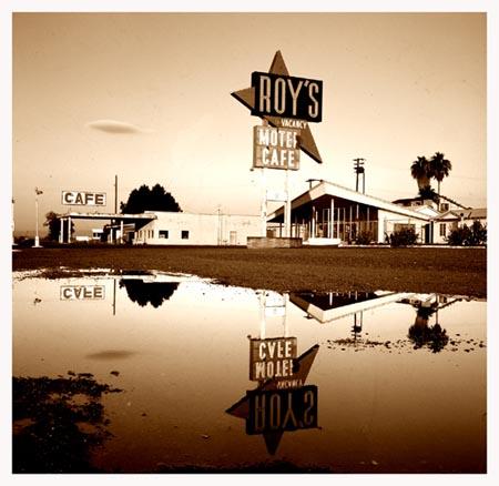 Roys Cafe and Motel, Amboy