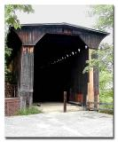 Railroad Covered Bridge  -  No. 10