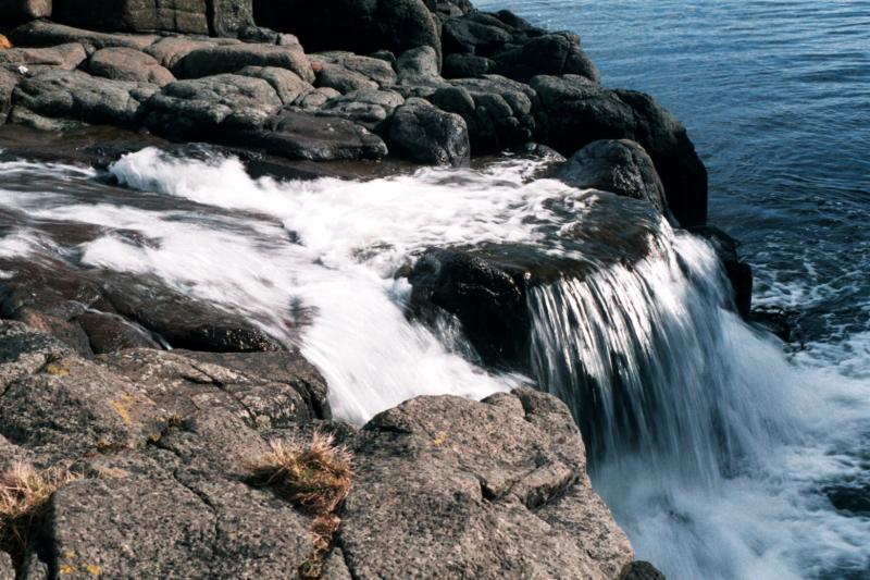 Hoydalsá í Hoydølum / Hoydalsriver in Hoydal valley