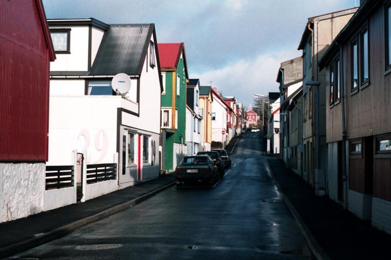 Trondargota / Trondar street / My street