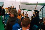 Ferry Band maned with Highlander´s