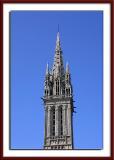 Kreisker chapel spire