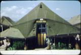 K-16 Officer's tent