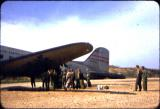 A/C tail # 093, crew chief Don Coppock, at K-50.