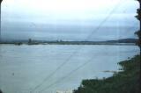 K-16 Bridge at flood stage