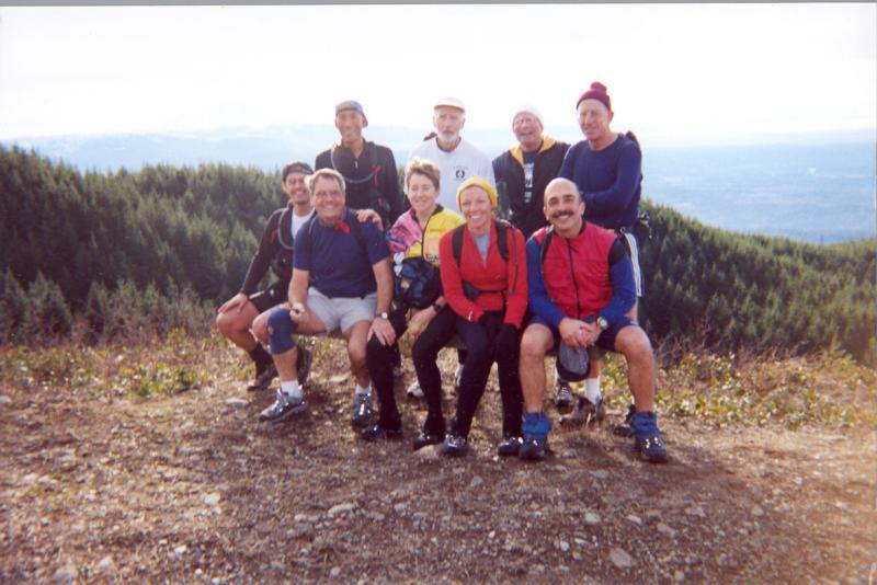 FA 50 Trail Marking 2001