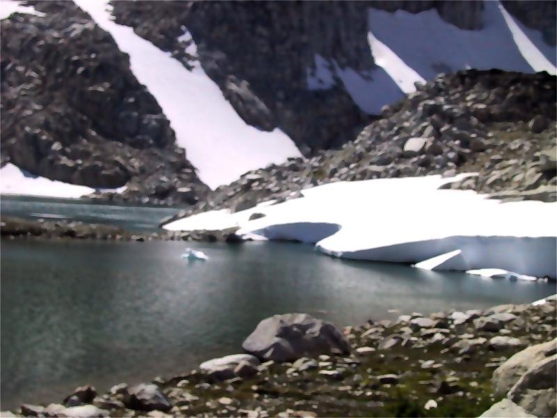 Upper Enchantment Lakes