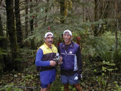 Jamshid & Glenn -- Christmas Tree