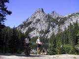 The Enchantment Lakes  - Leavenworth, WA 8.17.2002